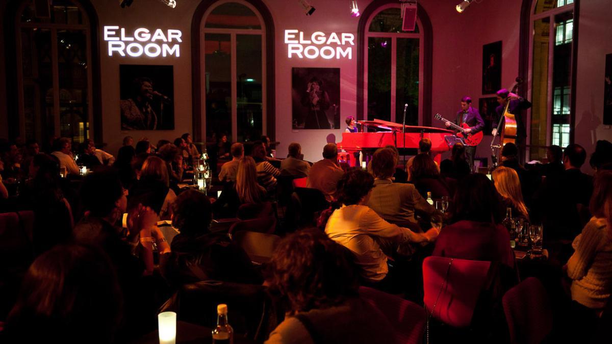 Elgar Room London