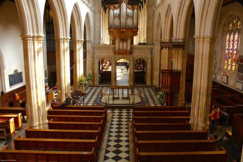 Image result for saint mary the virgin oxford